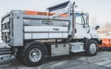 SaltDogg Municipal Dump Spreader (MDS) from Buyers Products