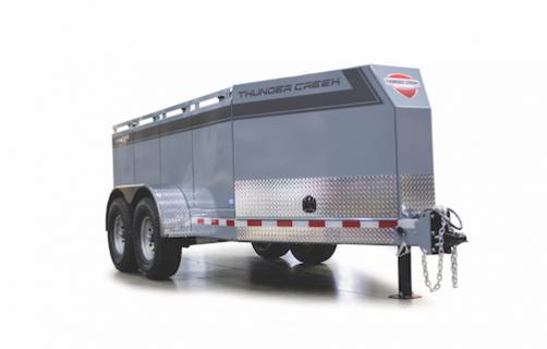 Thunder Creek Multi-tank trailer