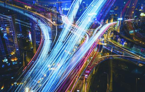 Modern roadways pave the way for innovations that improve infrastructure and safety