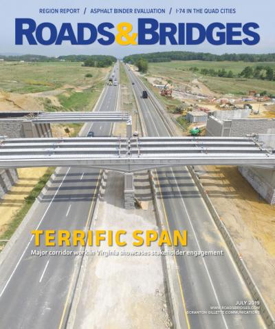 Current Issue | Roads & Bridges