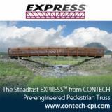Contech's Steadfast Express bridge