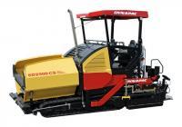 Dynapac's newest high-density asphalt paver, the SD2500CS