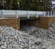 Strata GRS integrated bridge system