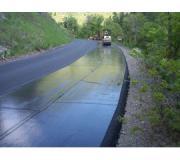 The GlasGrid Pavement Reinforcement System