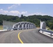 Cambridge truss bridge