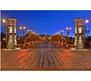 Temecula truss bridge