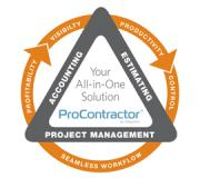 ProContractor by Viewpoint logo