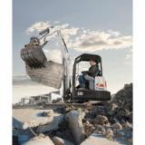 E32 M-Series excavator