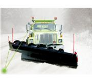 GL3000PMC Wing Plow-Tow Plow Guidance Laser
