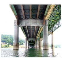 Youghiogheny Reservoir Steel Bridge, Fayette and Somerset Counties, Pa.