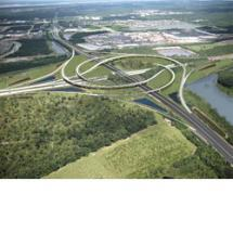 J.T. Butler Blvd. Interchange and State Road 9A