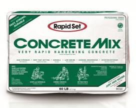Rapid Set Concrete Mix