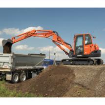 The U17 compact excavator