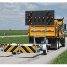 The TTMA-100 Truck-mounted attenuator