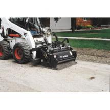 Bobcat offers a full line of planer attachments for its skid-steer, all-wheel-steer and compact track loaders