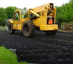 GeoTerra GTO construction mats