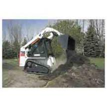 T140 compact track loader