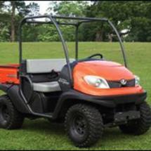 gas-powered RTV500 compact utility vehicle