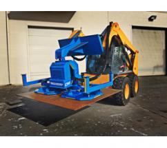 Compact modular vacuum lifting system