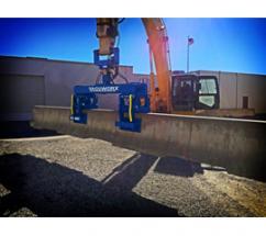 Vacuworx HL B2 hydraulic barrier lifter