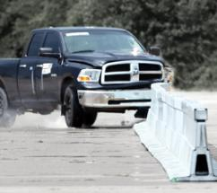 Zoneguard has been extensively tested to both NCHRP-350 and MASH crash test standards. It is one of only a handful of MASH-eligible temporary barrier systems available.
