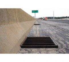 Inlet risers for interstate and highways