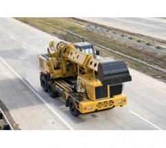 Gradall Series V highway-speed hydraulic excavators
