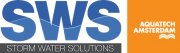 Storm Water Solutions logo, Aquatech logo