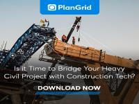 Is it Time to Bridge Your Heavy Civil Project with Construction Tech?