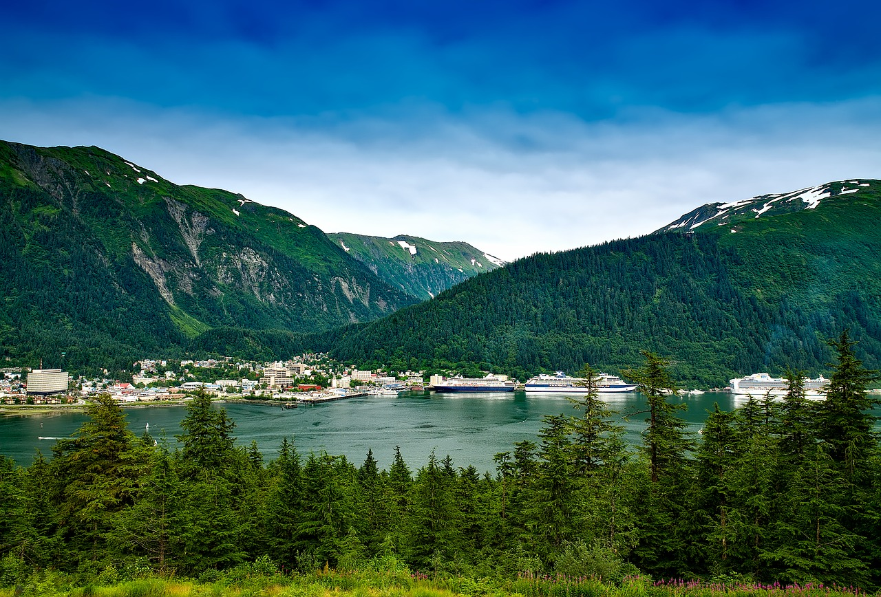 Erosion control in Juneau, Alaska
