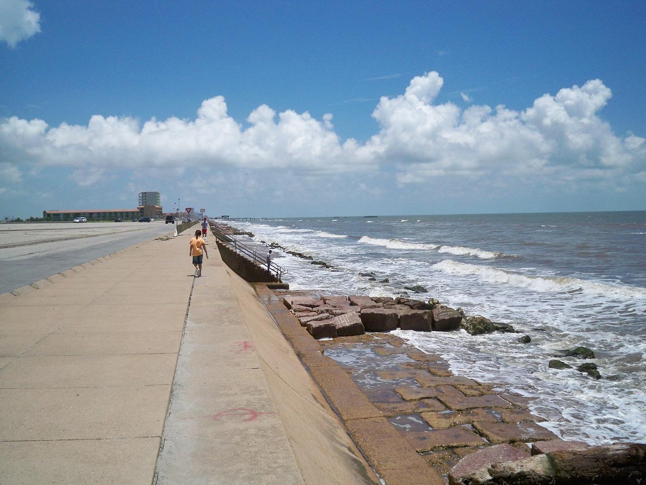 USACE investigates Texas coastal spine for flood control