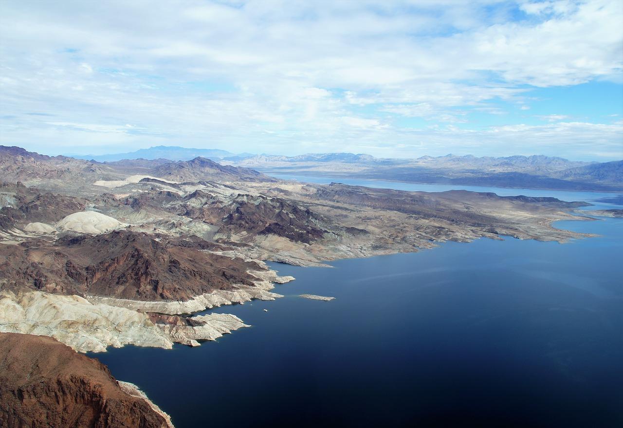 Study investigates sediment pollution in Lake Mead