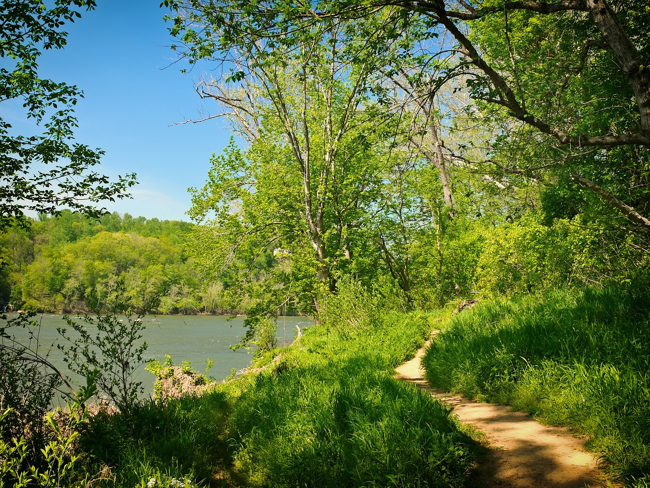 Maryland receives funds for green infrastructure and flood control
