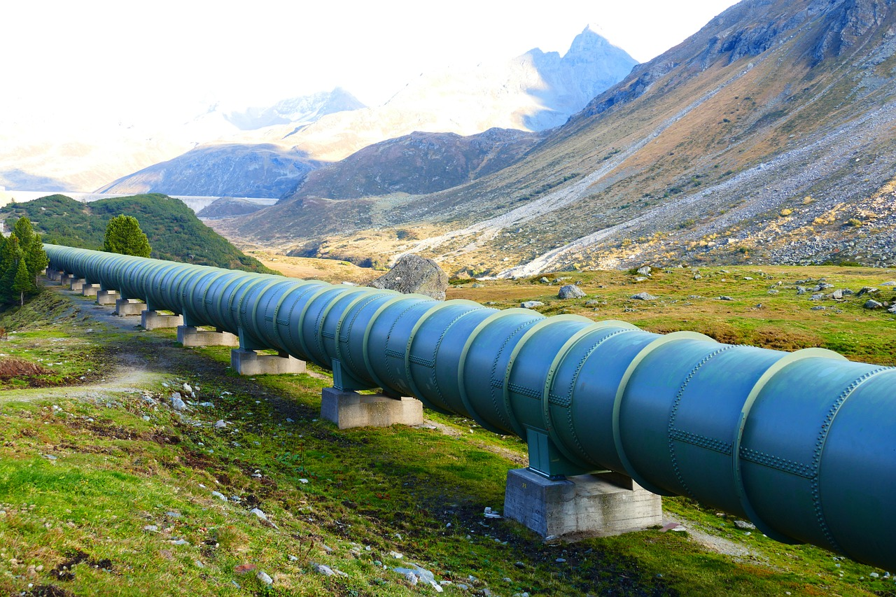 Pipeline faces sediment control violations