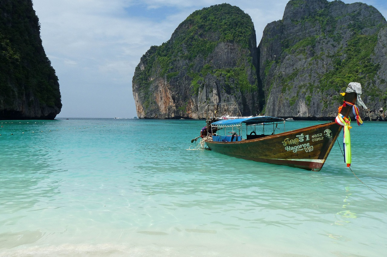 Tourists trigger water crisis on famous Phi Phi Islands