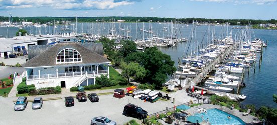 New England Marinas NPDES Storm Water Permits ProEnvironmentWare Inc.