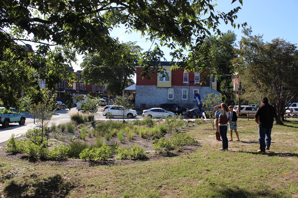 Green infrastructure program manages CSOs in Philadelphia