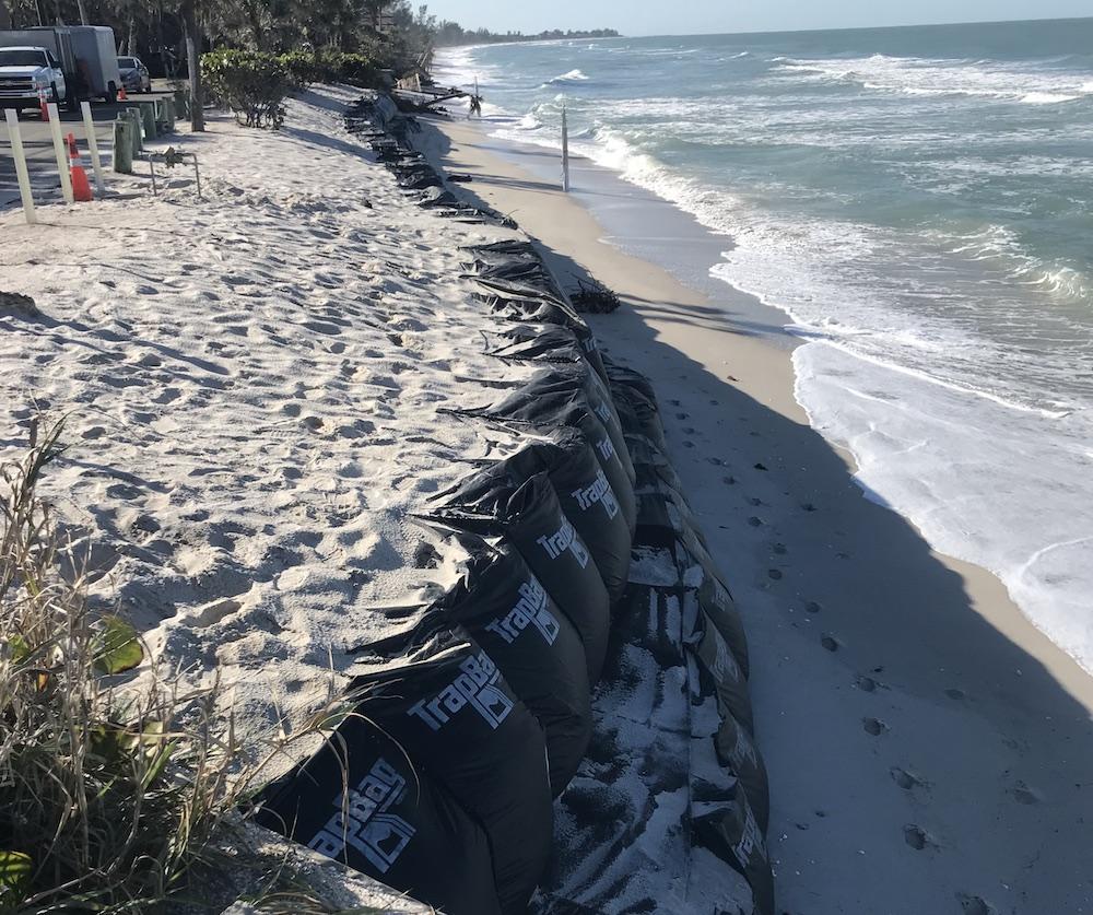 Erosion control measures in Florida survive Hurricane Michael