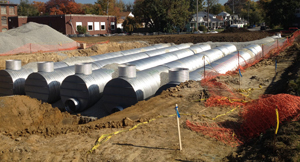 Louisville, Ky., development chooses hydrodynamic separator to treat storm water