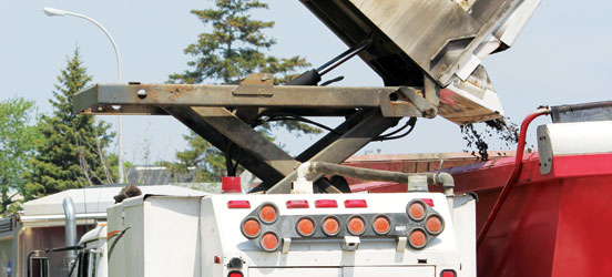 street sweeping, storm water management, storm water solutions