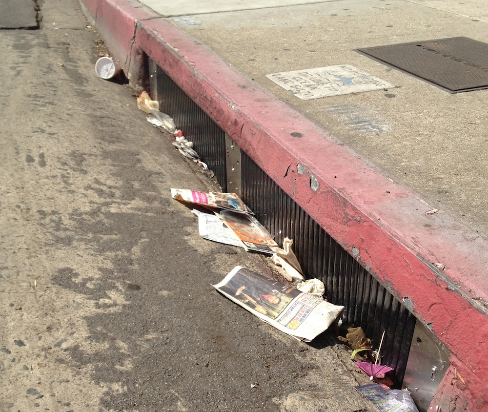 Automated Retractable Screen Helps Los Angeles Meet Trash TMDL Compliance