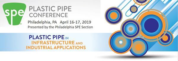 Abstracts for upcoming Plastic Pipe Conference available