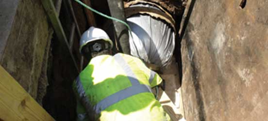 pipe rehab, CIPP, trenchless