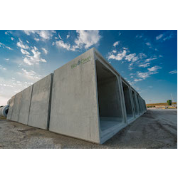 box culvert from Bio Clean for storm water detention