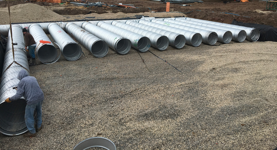 Hotel Uses Storm Water Filtration Technology to Remove TSS