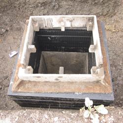 Manhole Grade Adjustment