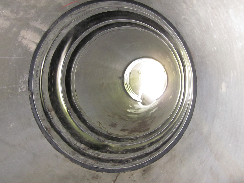 Trenchless Internal Joint Seal System Solves Pipe Sealing Issue