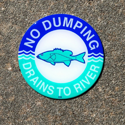 Storm Drain Markers