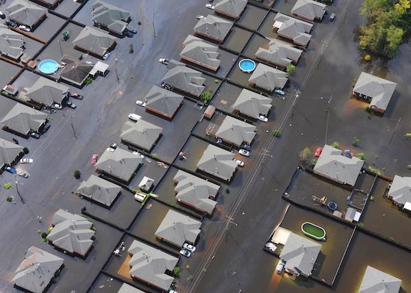 Storms in Oklahoma & Arkansas have left nine dead & damaged properties