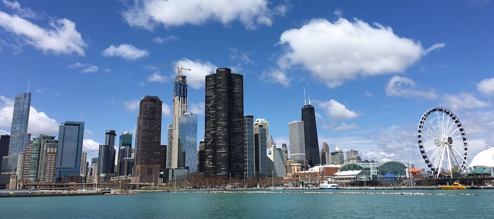 The Windy City takes big leaps to manage storm water